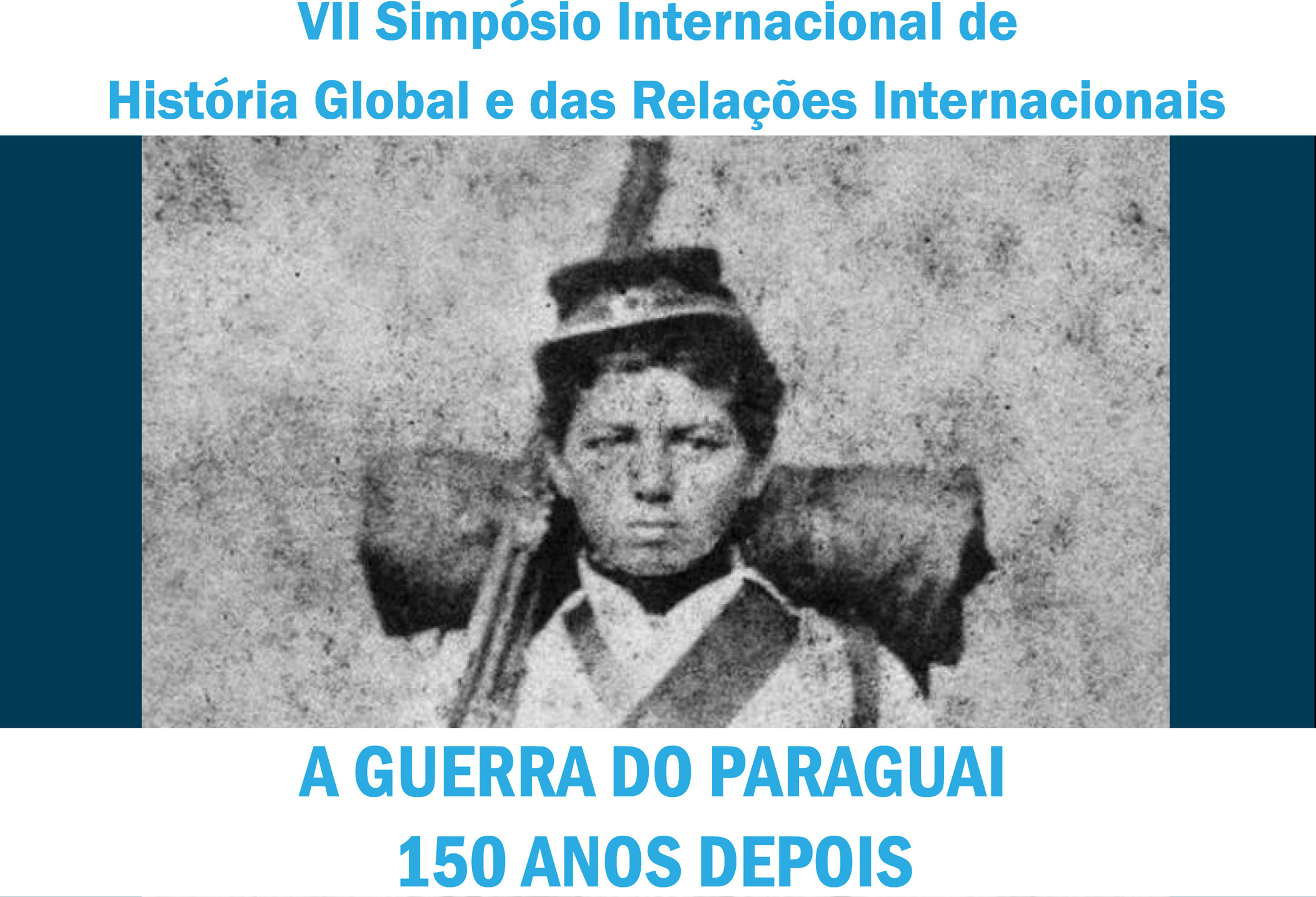 Guerra do Paraguai é tema do VII Simpósio Internacional de História Global