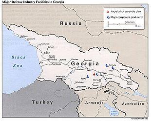 Guerra entre Rússia e Geórgia é tema de artigo