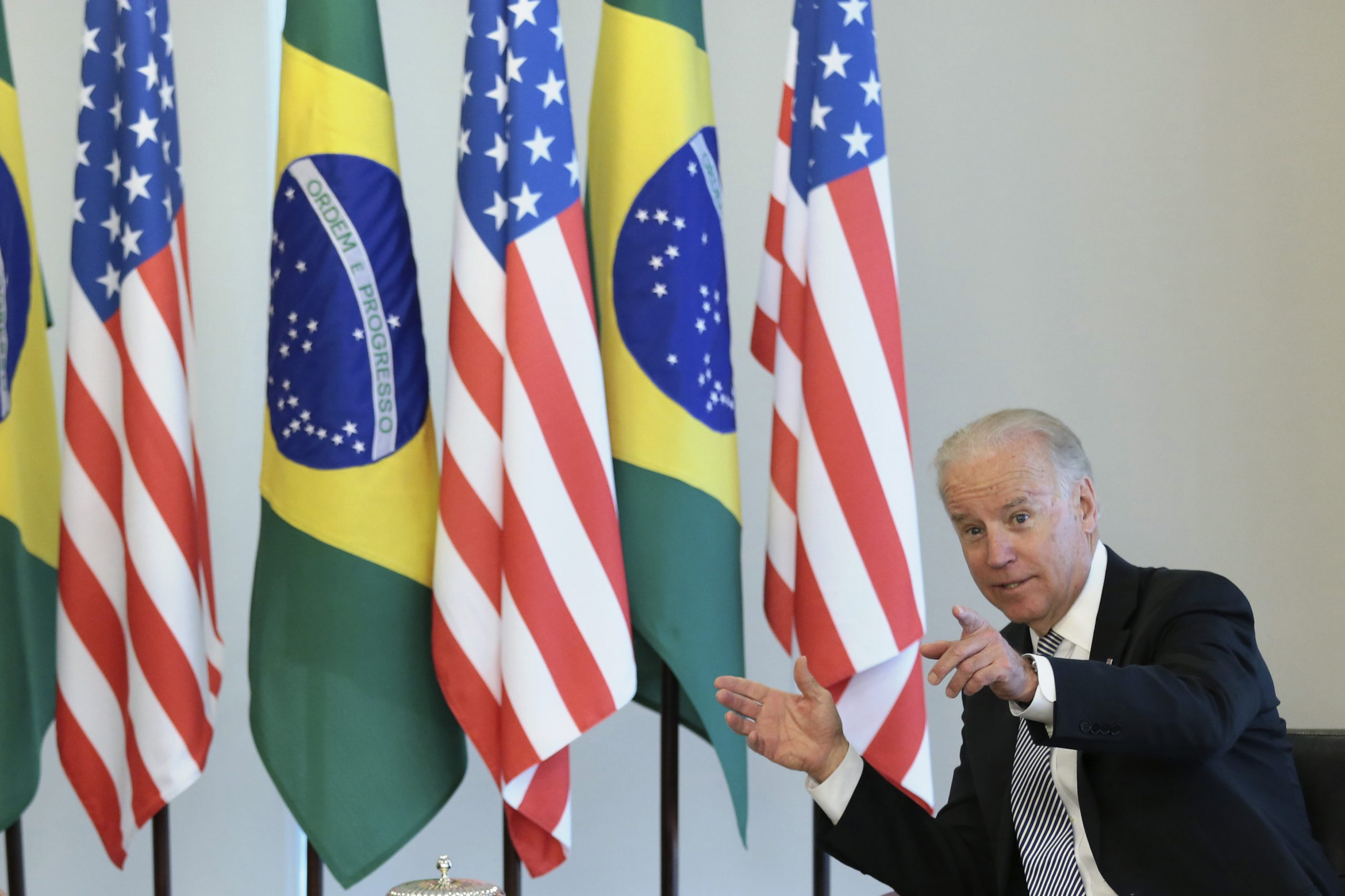 """Artigo aborda """"A Agenda Brasil-EUA nos Tempos de Joe Biden"""""""