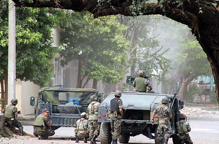 Dossiê aborda Militarização da segurança pública